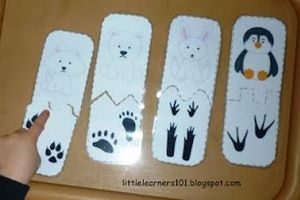 Bookmarklet Details – Little Learners: Polar Animals Match-up